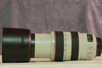 Canon Zoom Lens, Extended