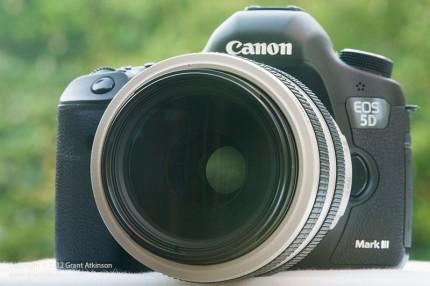 Front objective Lens Canon 70-300L