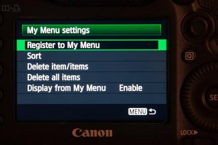 Grant Atkinson Canon 5d3 menu