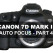 Canon 7D Mark II Auto Focus - Part 4: Release and Focus Priority