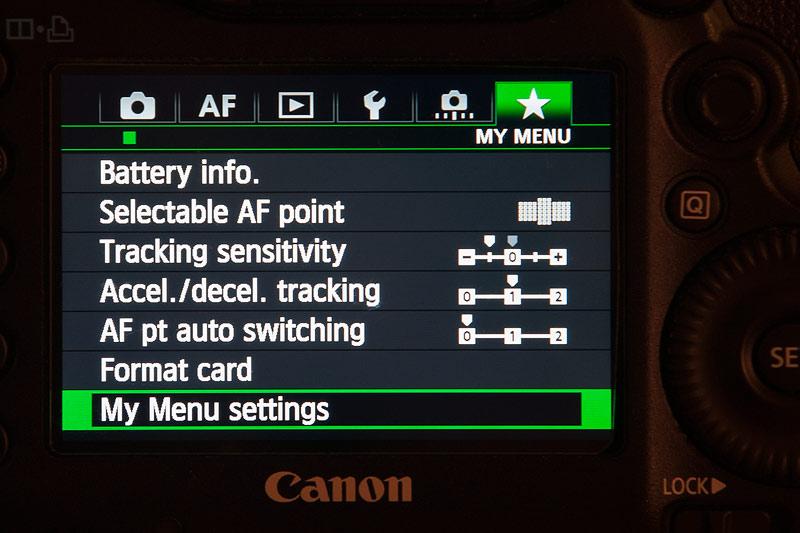 Grant Atkinson Canon 5Dmk3 rear lcd