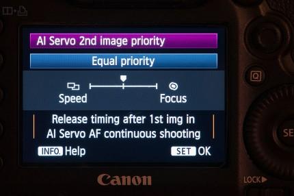 Grant Atkinson Canon lcd Aid servo menu screen