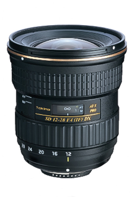 Tokina AT-X 12-28 f4 Pro DX wide-angle zoom lens