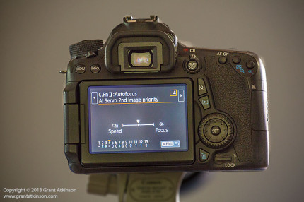 Canon EOS 70D and Canon EOS 7D, Compared
