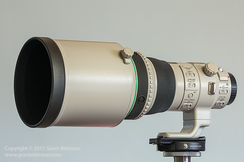 Canon EF 400 f4 DO IS ii USM Field Review